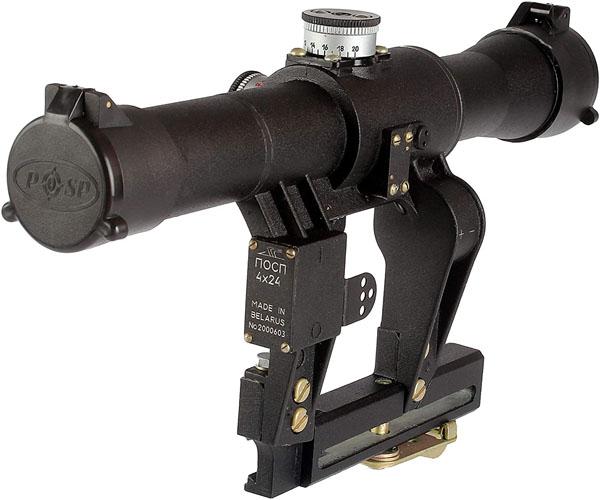 BelOMO POSP Optical Rifle Scope