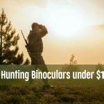 Best Hunting Binoculars under $150