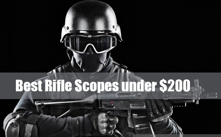 Best Rifle Scopes under $200