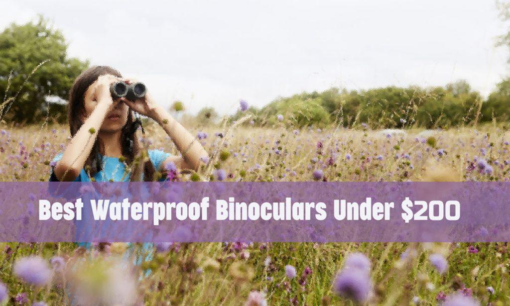 Best Waterproof Binoculars Under $200
