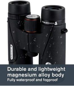 Celestron – TrailSeeker ED 8x42 Binoculars