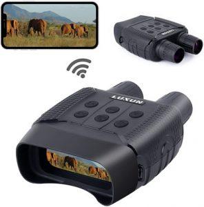 LUXUN Digital Night Vision Binoculars