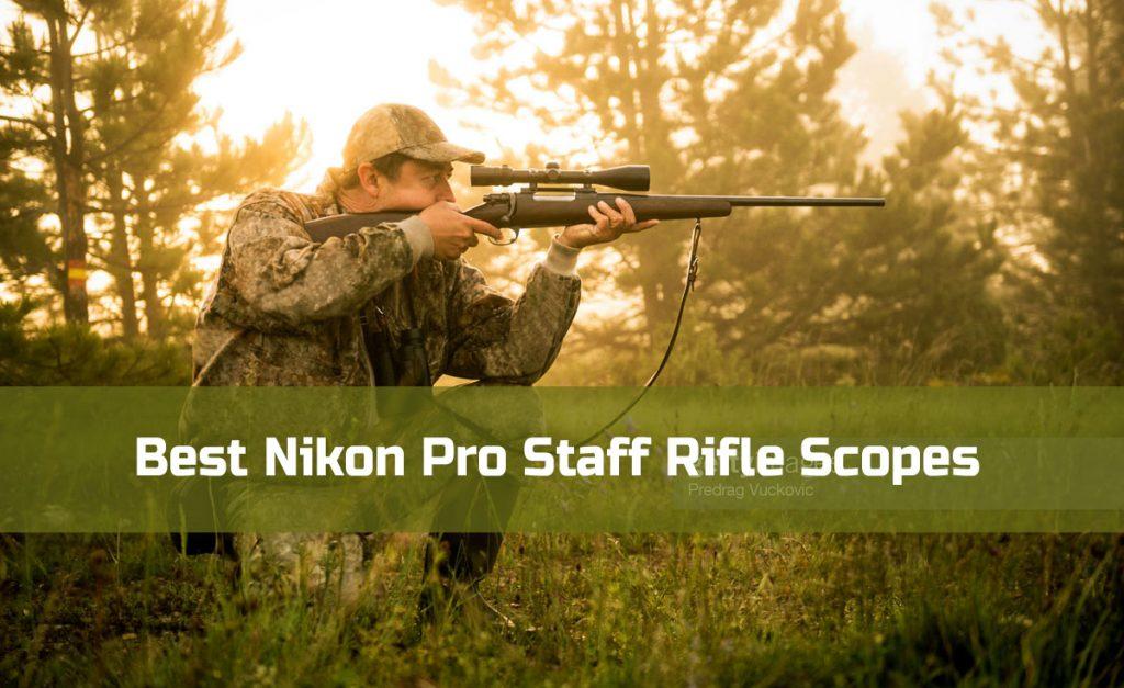Nikon Pro Staff Rifle Scopes