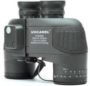 USCAMEL® 10x50 HD Military Binoculars