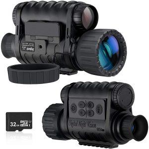 Bestguarder 6x50 Night Vision Monocular