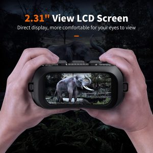 GTHUNDER Digital Night Vision Goggles Binoculars
