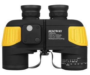 Hooway 7x50 Military Marine Binoculars
