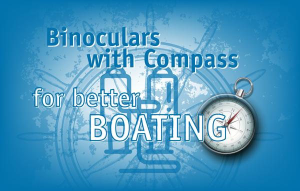 best marine binoculars with compass